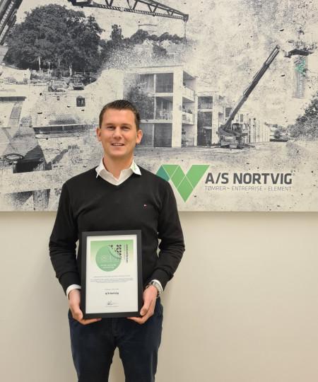 A/S Nortvig - Anerkendelse og socialt ansvarlighed